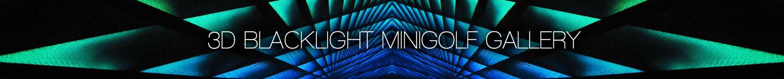 Blacklight Minigolf