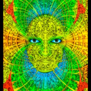 The Mind- UV Backdrop