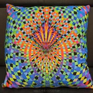 Loopy Vision - Pillow