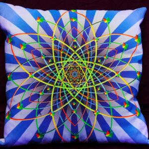 Magic Mandala - Pillow
