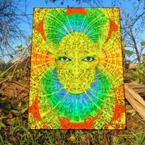 Funny Sunny UV Frame